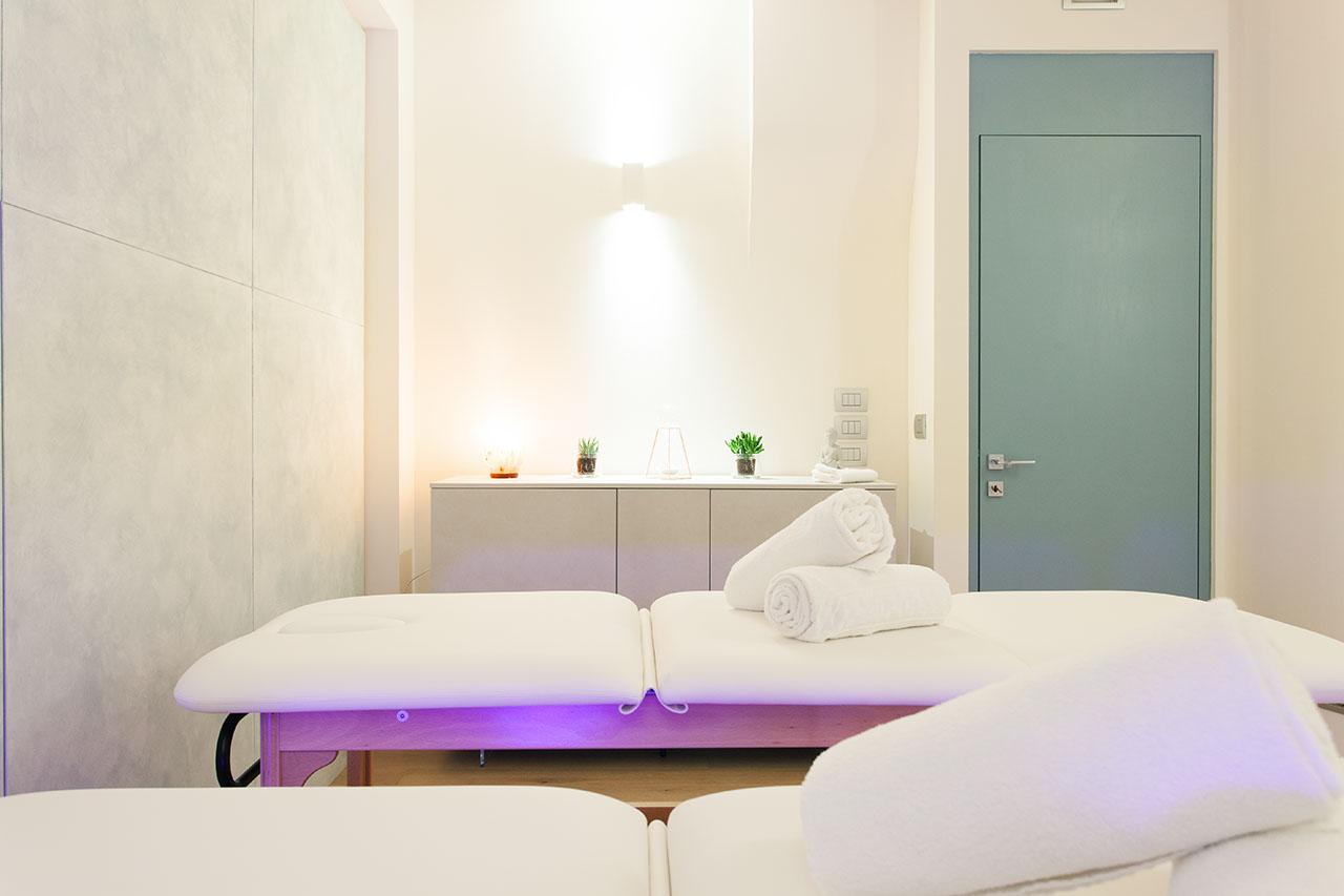 sala massaggi spa